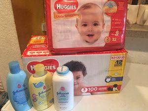 Huggies Diapers bundle