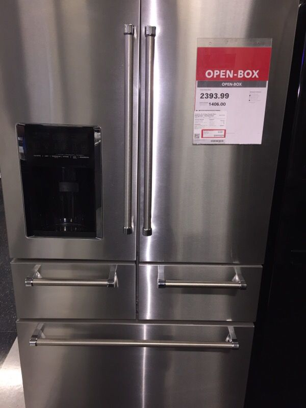 Kitchenaid Refrigerator open box kitchenaid refrigerator ( appliances ) in san jose, ca