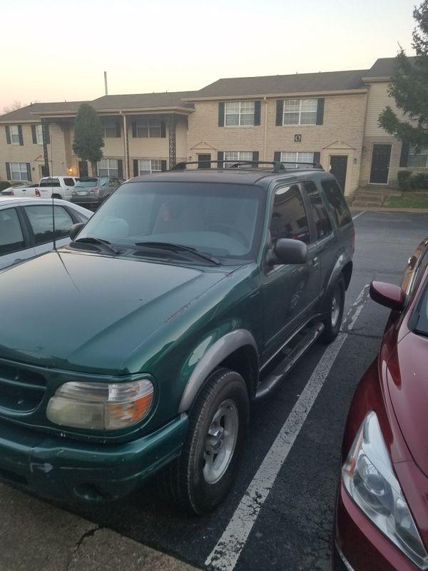 ford explorer 1999 (cars & trucks) in nashville, tn