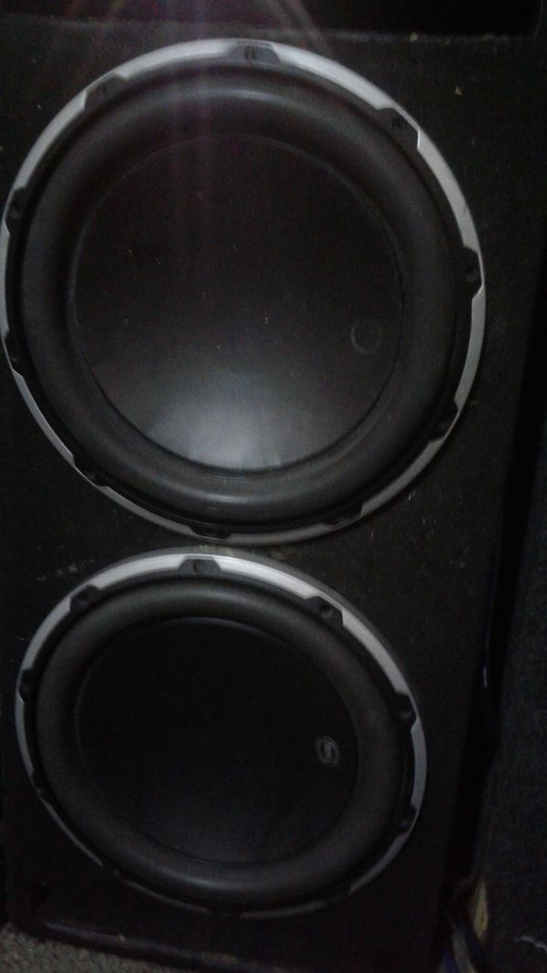 Two jl audio 12w6v2 4 subs audio equipment in denver co offerup two jl audio 12w6v2 4 subs sciox Images