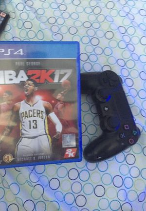 Ps4 Control and 2K