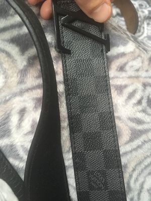 Lv belt 100% authentic