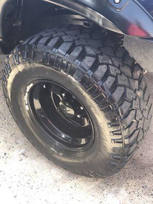 Toyota wheels 16 x 5.5 Tacoma 305 70 16