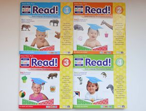 Your Baby Can Read Box Set