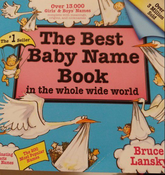 Baby Name Book Books Magazines In Bakersfield Ca Offerup