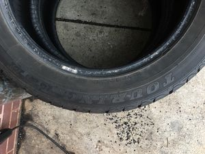 I have 2 pair off SUMITOMO TOURING 225/55/R18 like New