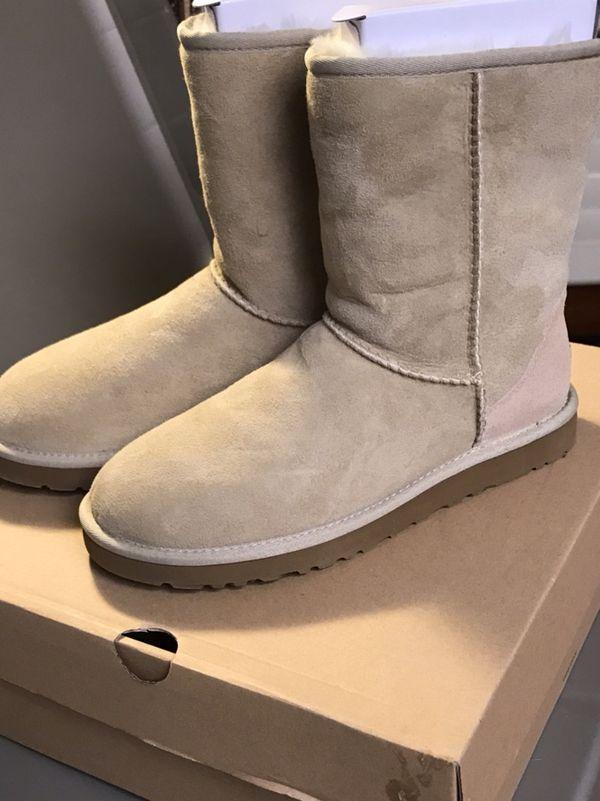 b83bb127570 spain ugg boots size 8 8abc5 1cdb2