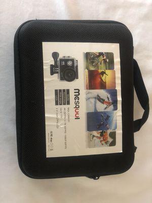 Go pro like 4K camera.