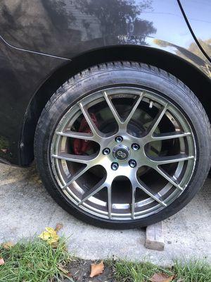 Wheels (enkei)
