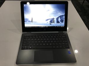 HP Pavillion x360m 11.6 Inches Intel 2 in 1 Laptop
