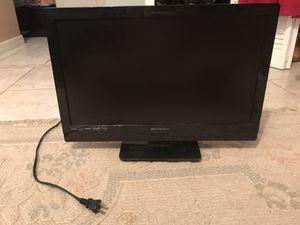 Flat screen 22'' tv