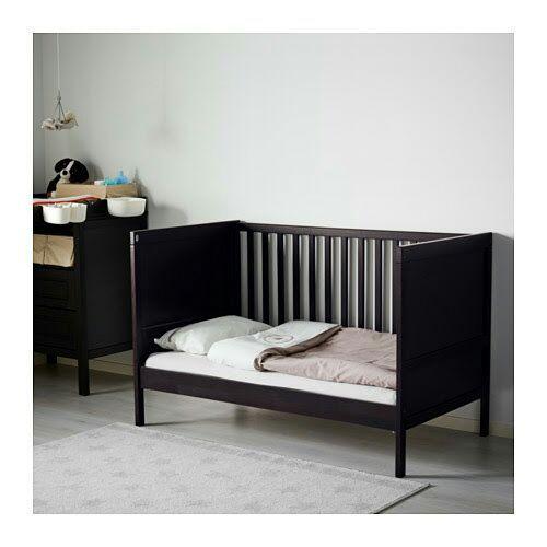 Ikea Sundvik Crib Toddler Bed