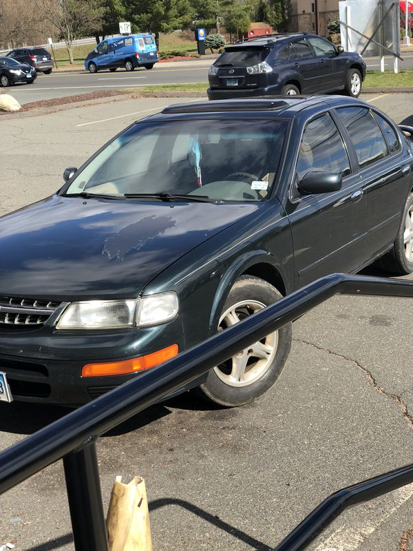Nissan Maxima 1995. Runs great however title is salvaged. Selling ...