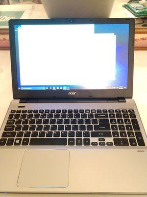 Acer Aspire Intel core i7 5th gen 2.4ghz processor, 8gb ram, 1tb HDD