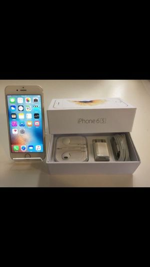 Apple iPhone 6s - Factory Unlocked - Comes w/ Box + Accessories