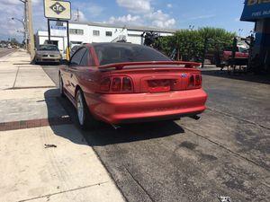 96 Mustang GT
