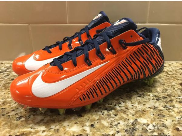 Nike Vapor Carbon 2.0 Elite TD NFL Football Cleats Broncos 657441-810 SZ 12  and SZ 12.5 (Clothing & Shoes) in Seattle, WA