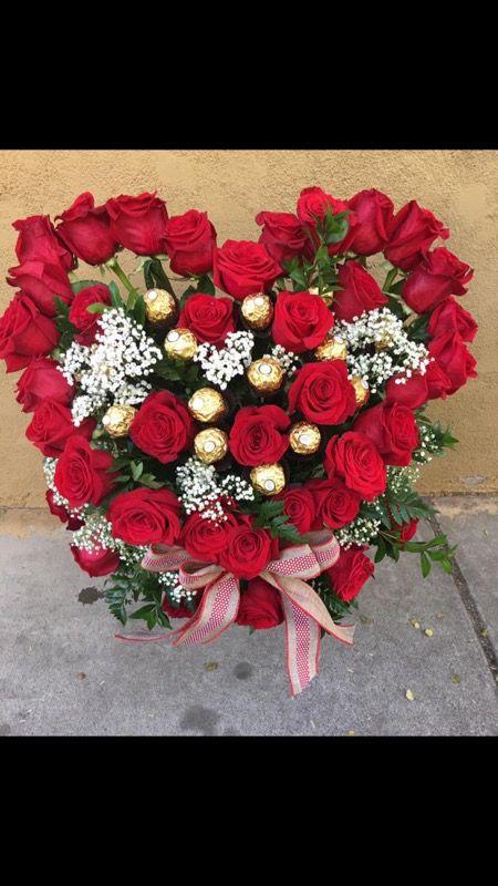 Arreglos de flores naturales para el 14 de febrero - Arreglo de flores naturales ...
