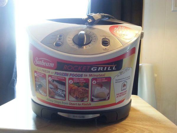 Sunbeam Rocket Grill Household In Lynnwood Wa Offerup