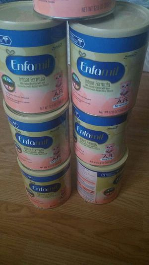 BRAND NEW ENFAMIL A.R $10 A CAN BEST AND LOWEST OFFER