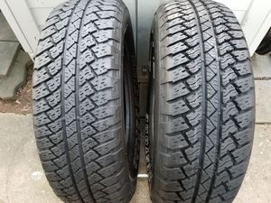 255/70/18 tires