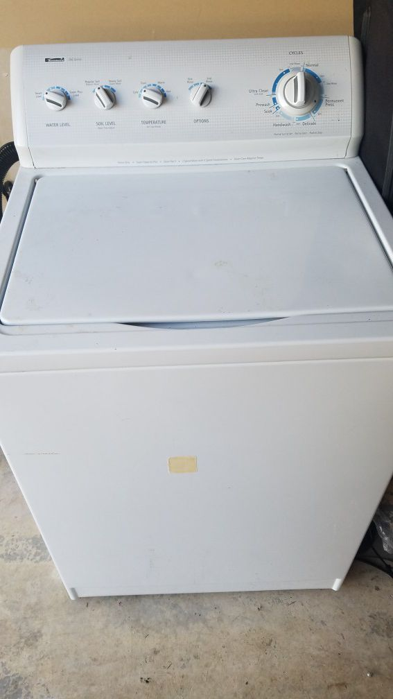 Kenmore 700 series washer Appliances in Tacoma WA OfferUp