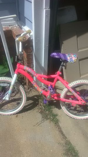 "Girls 18"" next bike"