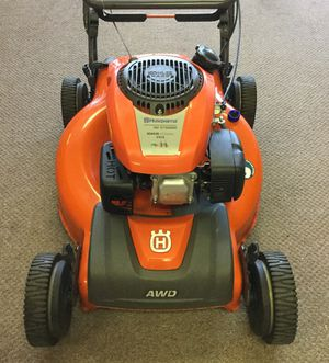 Husqvarna Lawnmower AWD Great Condition