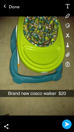 Cosco walker Brand New