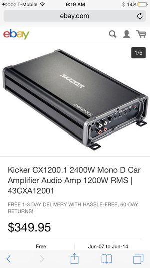 Kicker 1200.1