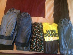 Boys size 12 jeans/bottoms