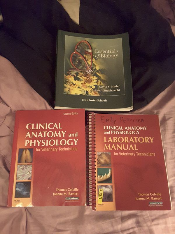 Charmant Anatomy And Physiology For Veterinary Technicians Galerie ...