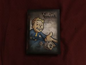 Fallout New Vegas game guide (official collector's edition)