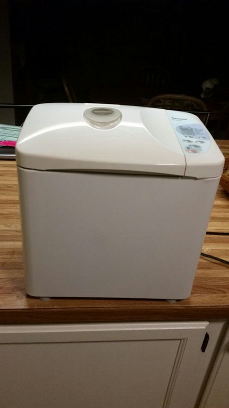 panasonic bread machine sd yd250