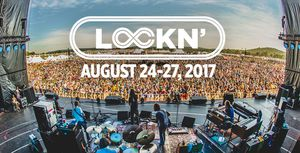 Lookn music festival GA passes