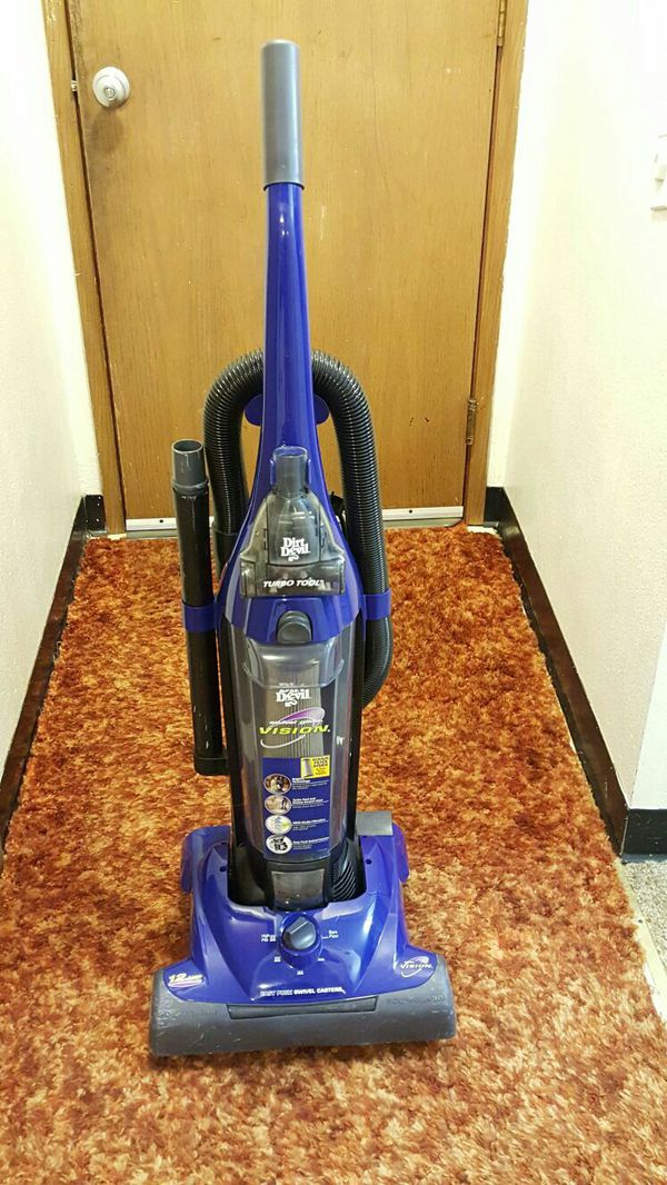 Dirt Devil Vacuum Cleaner Excellent Household In