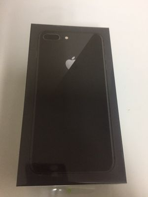 Sealed unlocked iphone 8+ 256GB