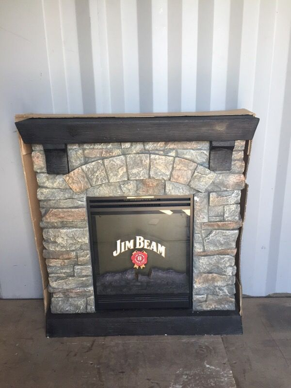 Jim Beam Electric Fireplace Heater (General) in West Sacramento ...