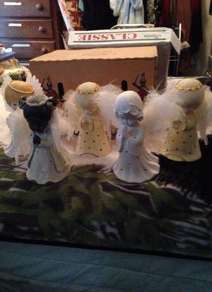 5 angels