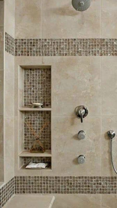 M 225 Rmol Niche Shower Nicho Para Ba 241 Os Regaderas Appliances