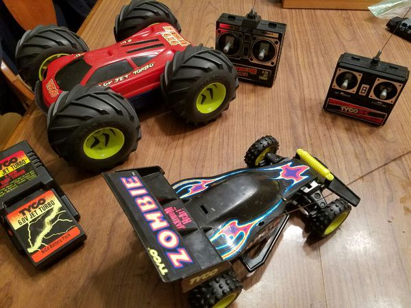 Tyco Rc Remote Control Race Cars