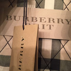 Burberry Jacket authentic sz. XL