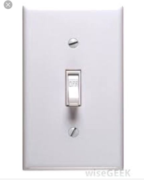 Exelent Electric Outlet Switch Motif - Electrical Chart Ideas ...