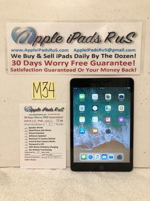 M34 - iPad mini 3 128GB