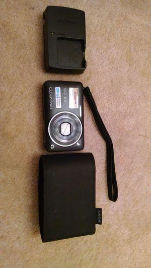 Sony Cybershot WX5 camera