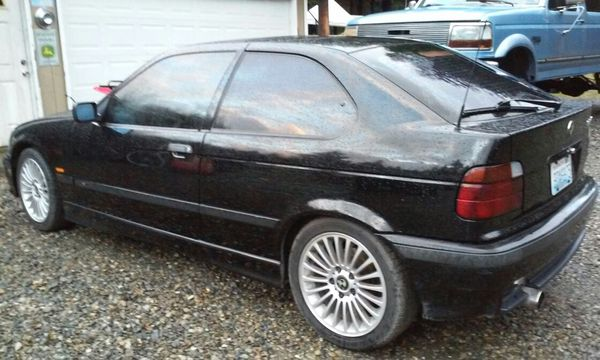 1997 bmw 318ti cars trucks in shelton wa offerup. Black Bedroom Furniture Sets. Home Design Ideas