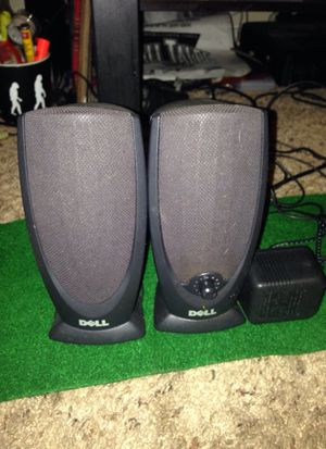 Small dell speakers