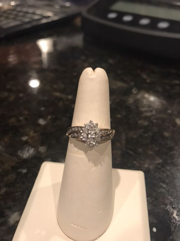 10kt diamond ring (Jewelry & Accessories) in Park Ridge, IL