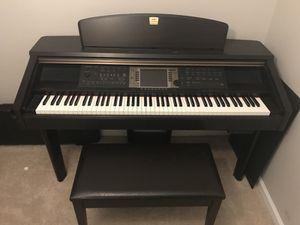 Yamaha Clavinova CVP-209 Piano