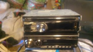 2 jvc CD player